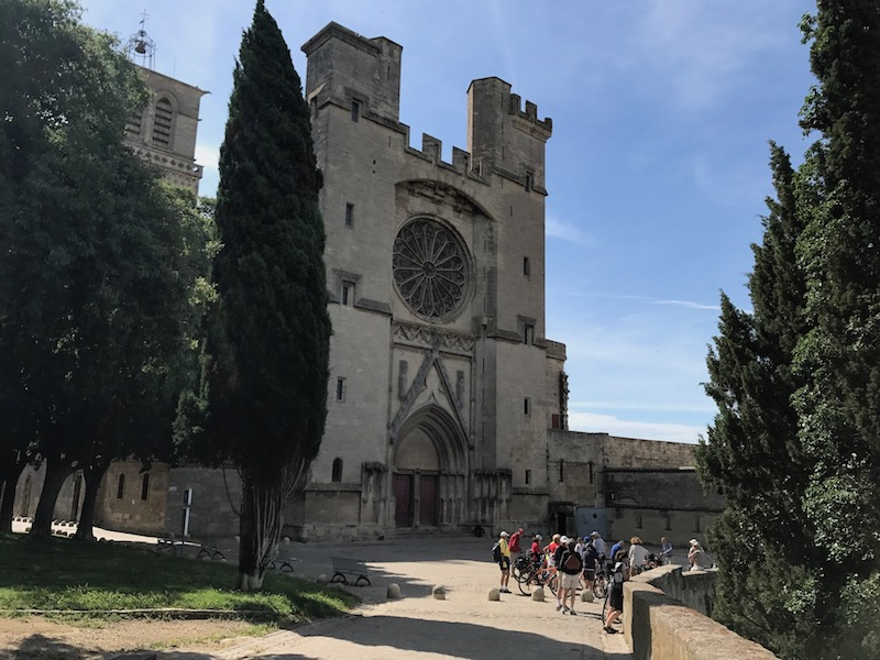 Beziers Cattedrale di St Nazaire