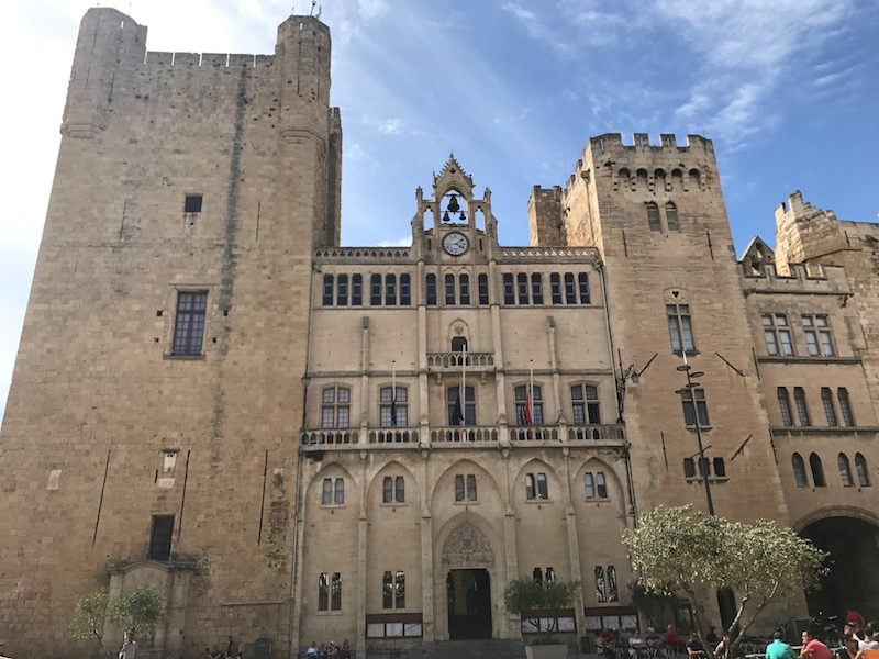 Narbonne. Palazzo degli Arcivescovi