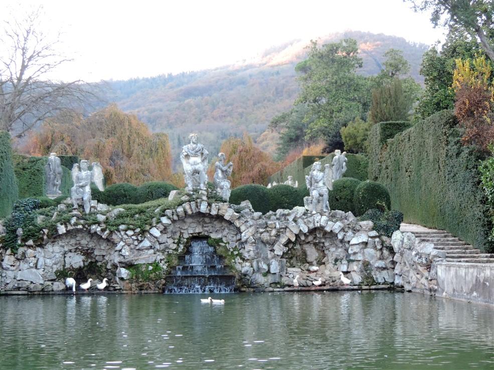 valsanzibio giardino