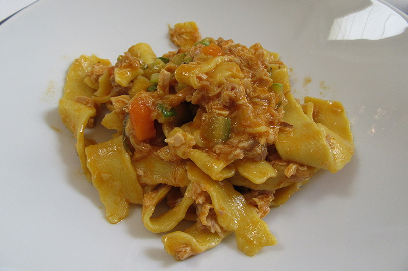 ROMAGNA PAPPARDELLE IMG_7923