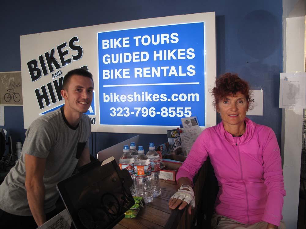 Bikes&Hikes Shop