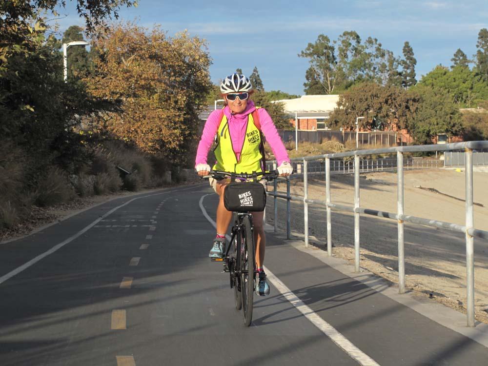 LA in a day bike tour 6