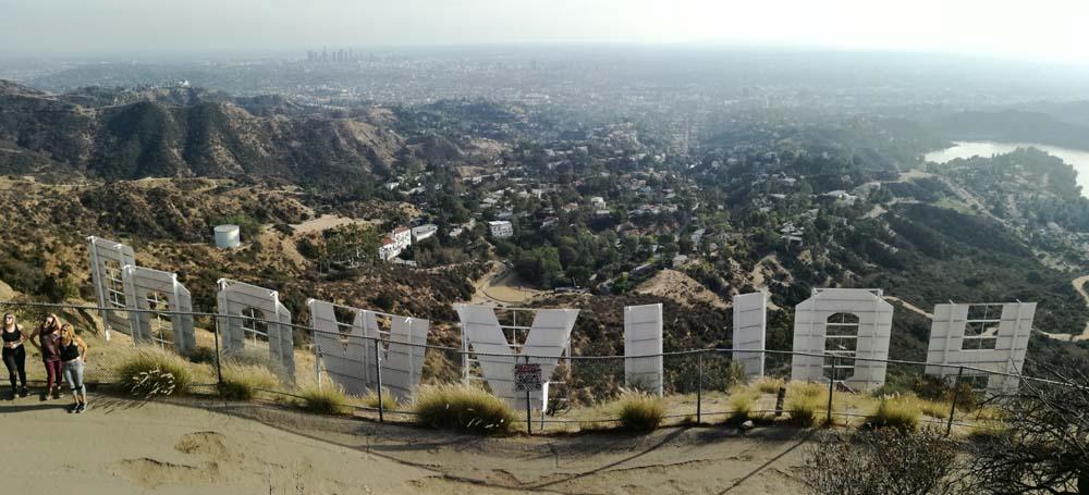 Mount Lee - Hollywood sign