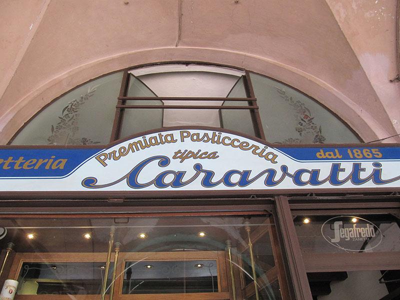 MANTOVA CAFFE STORICO CARAVATTI  065