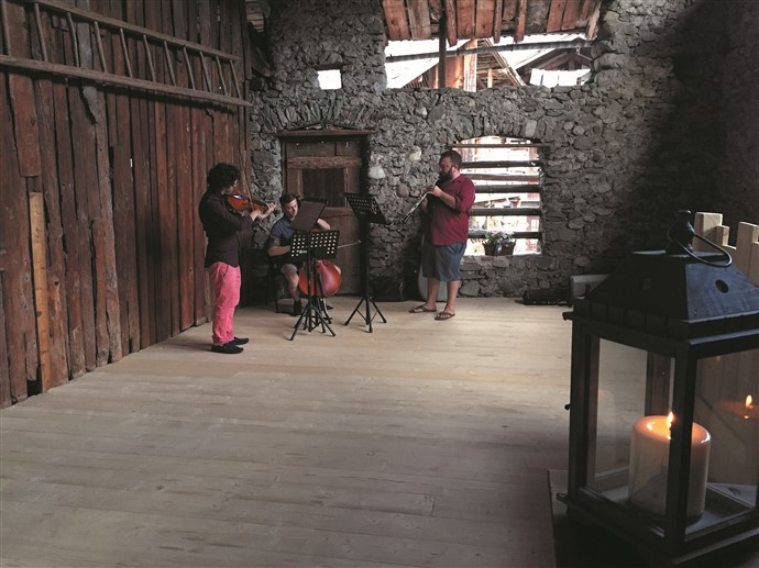 3 Trentino Music Festival di Mezzano Romantica