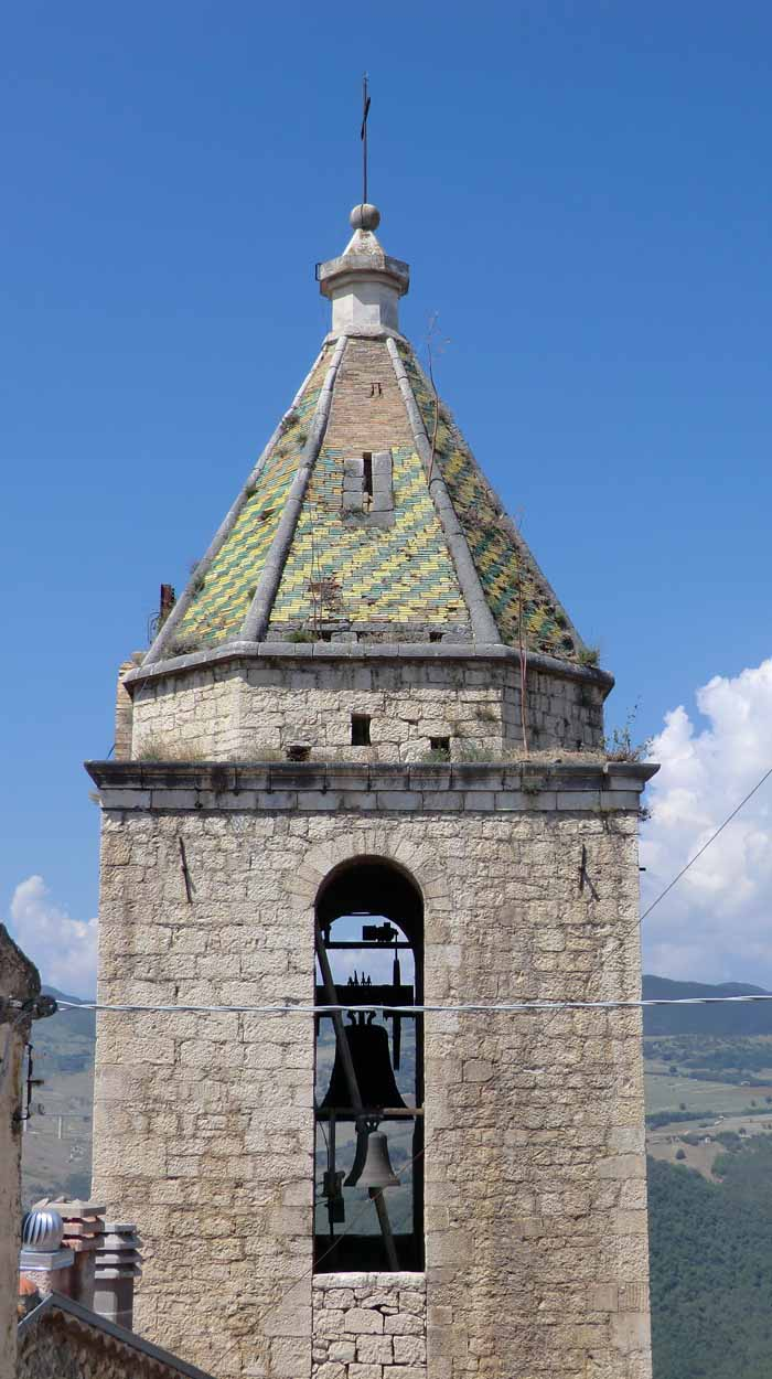 Bagnoli campanile