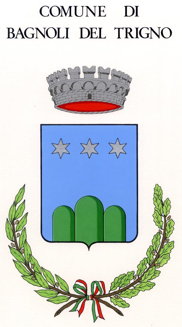stemma di Bagnoli del Trigno