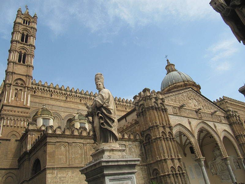 PALERMO 100 CATTEDRALE