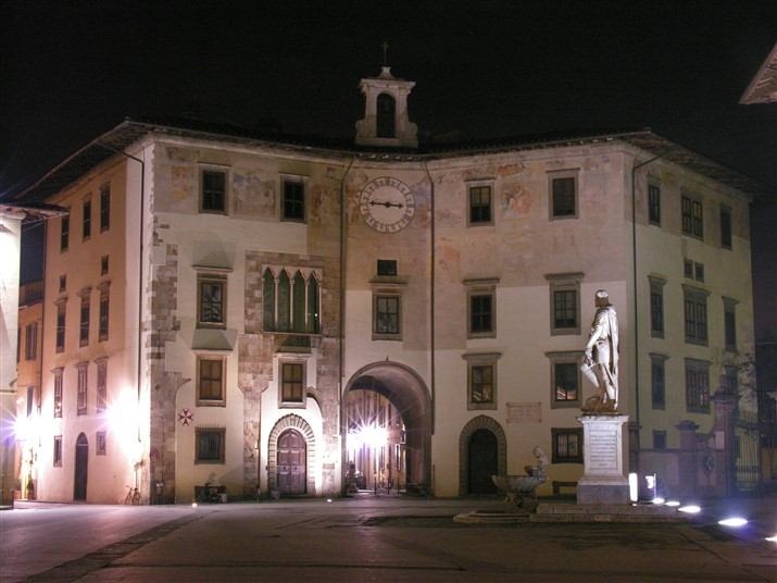 Pisa, Piazza dei Cavalieri