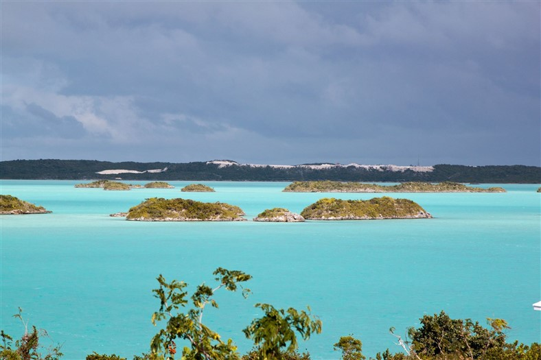 Chalk Sound National Park - Providenciales