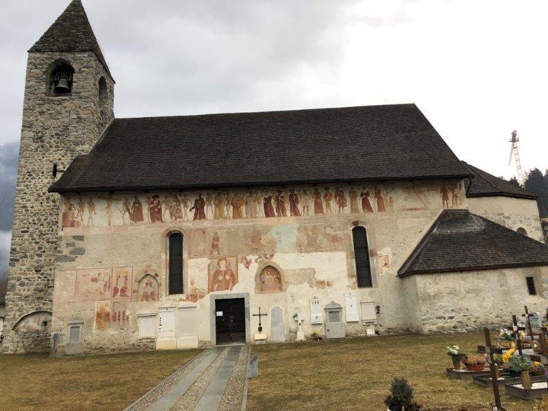 Pinzolo,chiesa di San Vigilio (1)