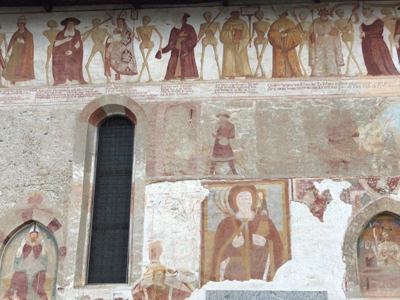 Pinzolo,chiesa di San Vigilio (3)