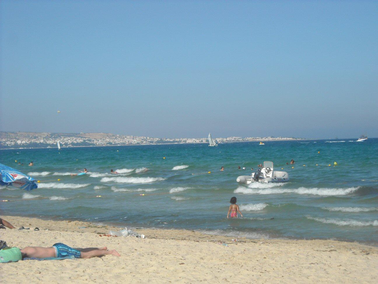 Cap bon e la medina di hammamet - Immagini da colorare la spiaggia ...