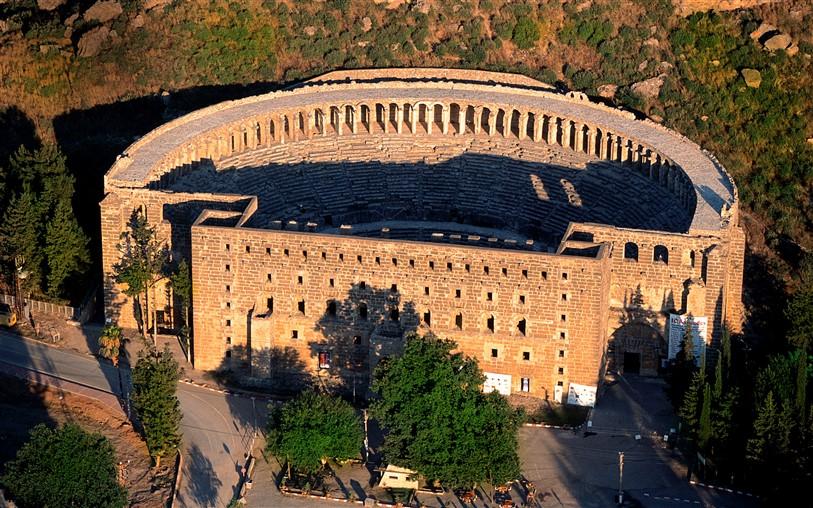 Teatro di Aspendos - Antalya
