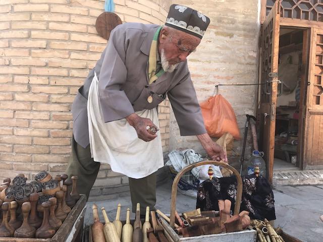 Bukhara artigiano