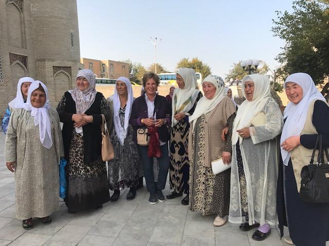 Bukhara in buona compagnia