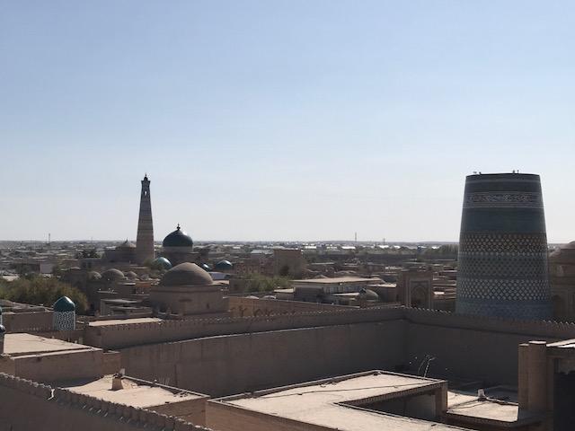 Khiva vista