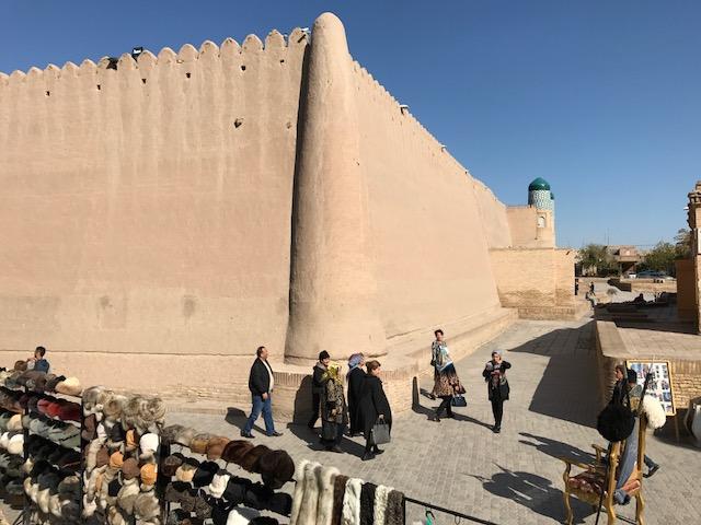 cittadella di bukara