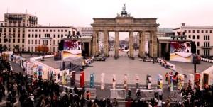In tutte le stagioni un city break a berlino tanto da - Berlino porta di brandeburgo ...