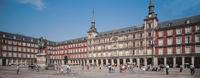 Madrid, Plaza Mayor ©Ente Spagnolo del Turismo-Turespaña_renamed_25769