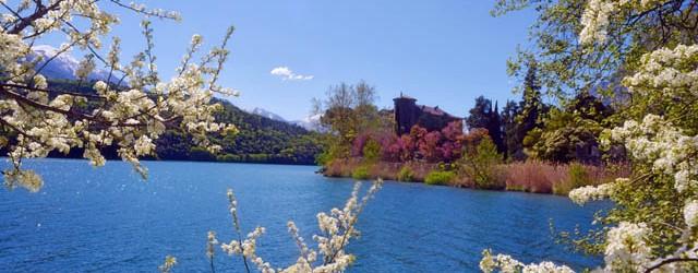 Lago di Toblino - primavera - M. Miori