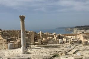 Il sito archeologico di Kourion