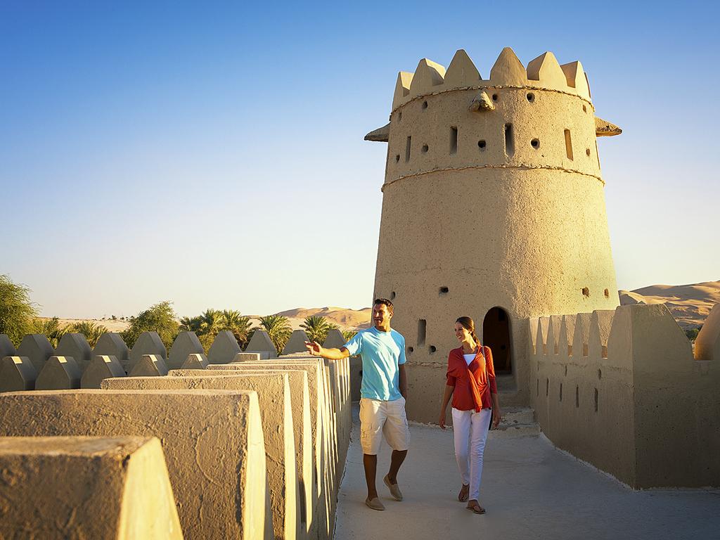 Liwa-Fort