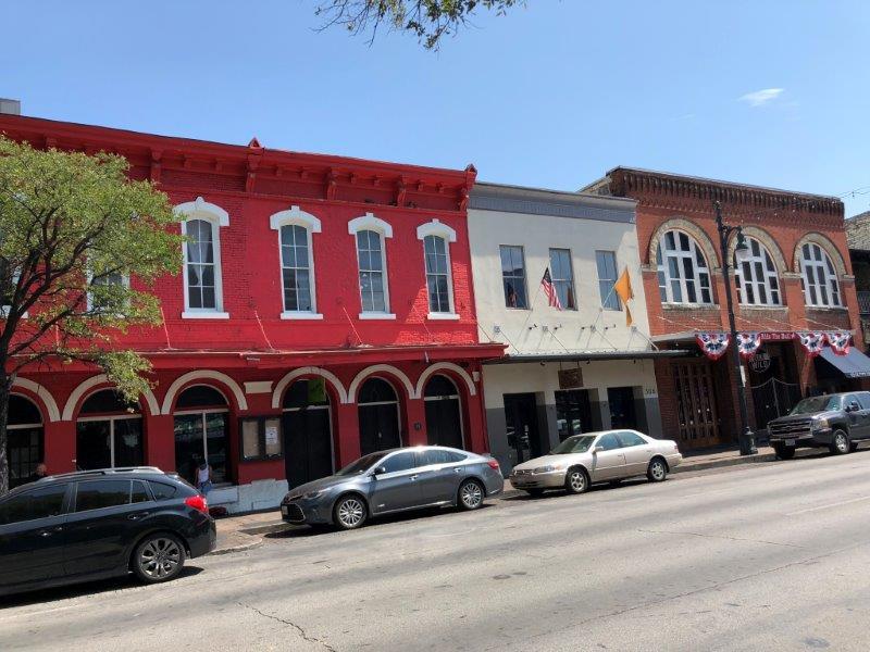 Austin strade del centro (2)