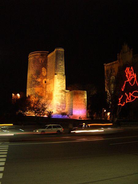 Baku_Torre della Vergine