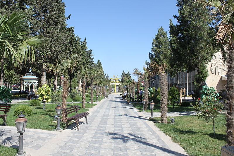 Khachmaz parco
