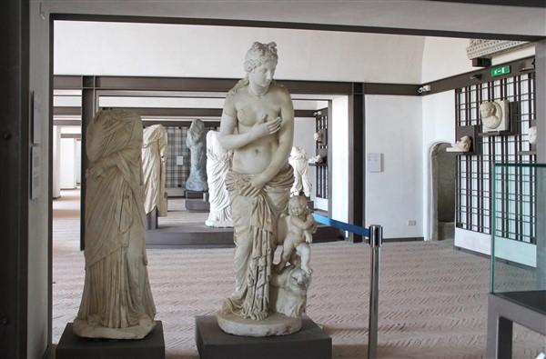 Museo archeologico dei Campi Flegrei Bacoli si racconta 5 agosto