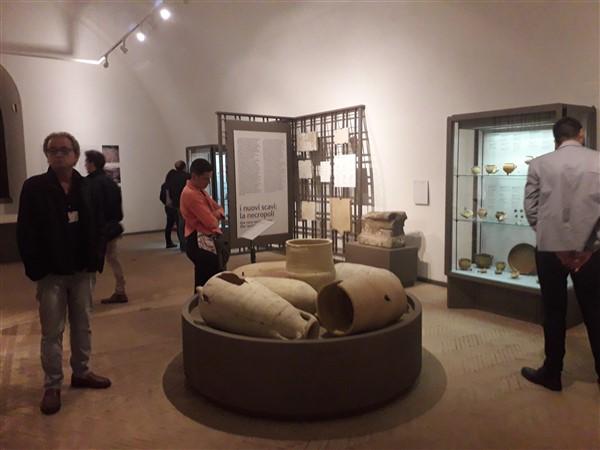 Museoa archeologico dei Campi Flegrei apertura nottura Bacoli si racconta 5 agosto
