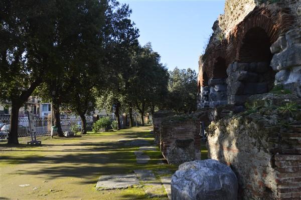 anfiteatro esterno cortili