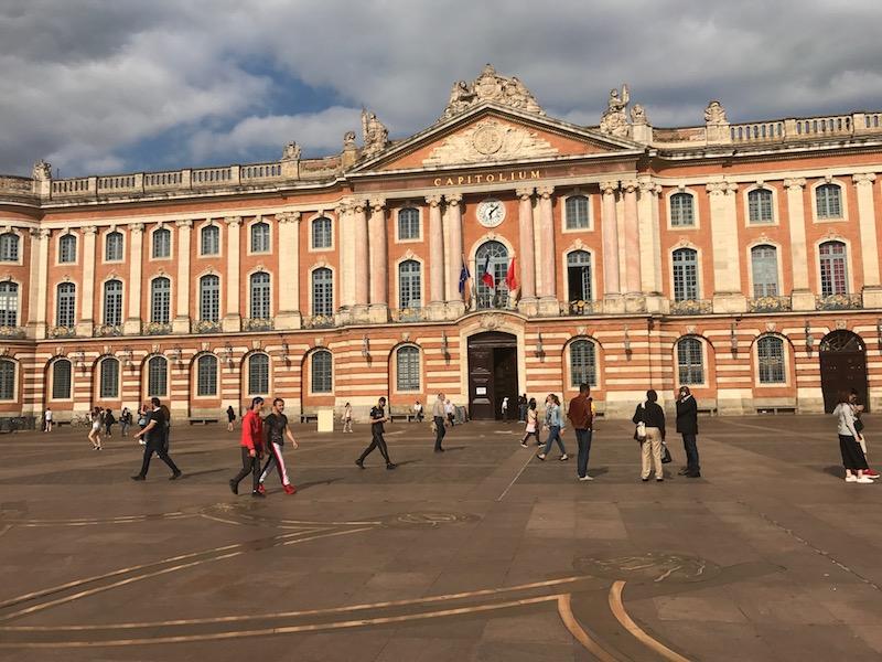 Tolosa Place du Capitole