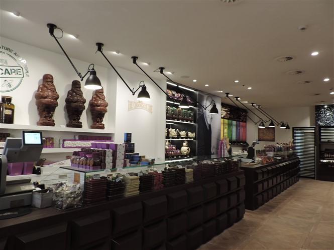 bruges fabbrica cioccolata