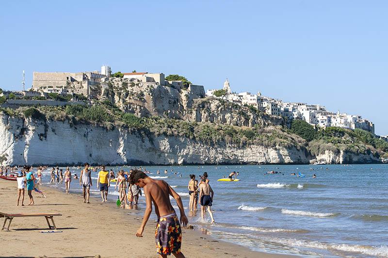 Vieste_spiaggia_puntasanfrancesco