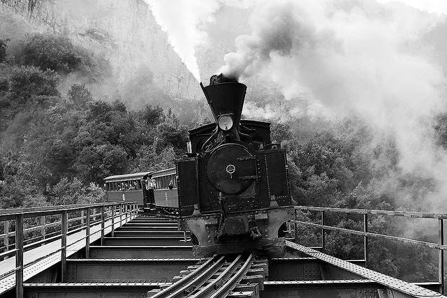 treno pilio foto depoca