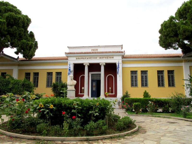 volos museo archeologico