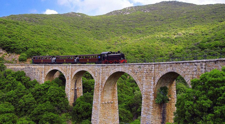 volos treno su ponte