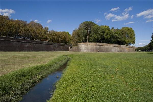 le Mura di Lucca - Bianchi