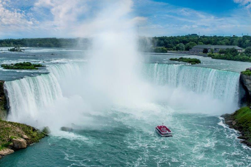 Niagara, Hornblower (1)