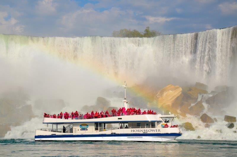 Niagara, Hornblower (2)