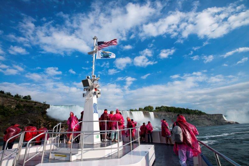 Niagara, Hornblower (3)