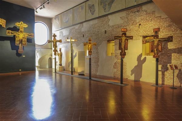 Pisa_San Matteo_Sala delle croci
