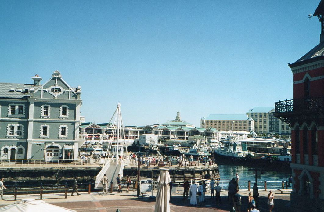 albert waterfront
