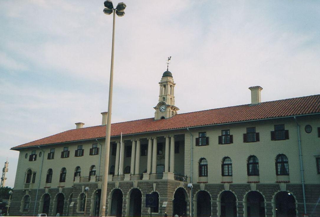 stazione pretoria