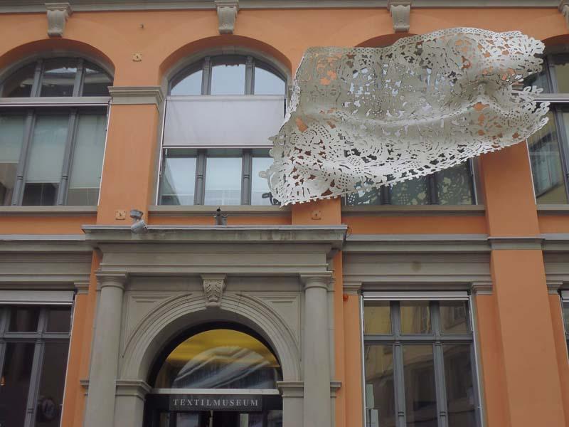 San Gallo Il museo del pizzo