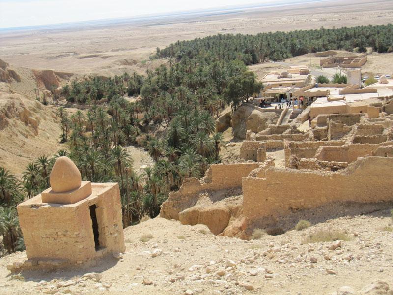 TUNISIA OASI CHEBIKA 114