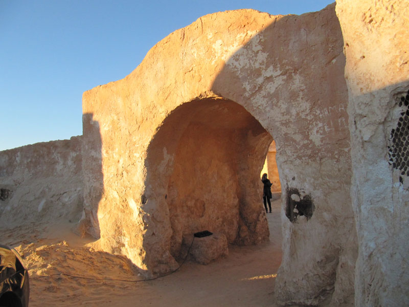 TUNISIA OASI STAR WARS  169