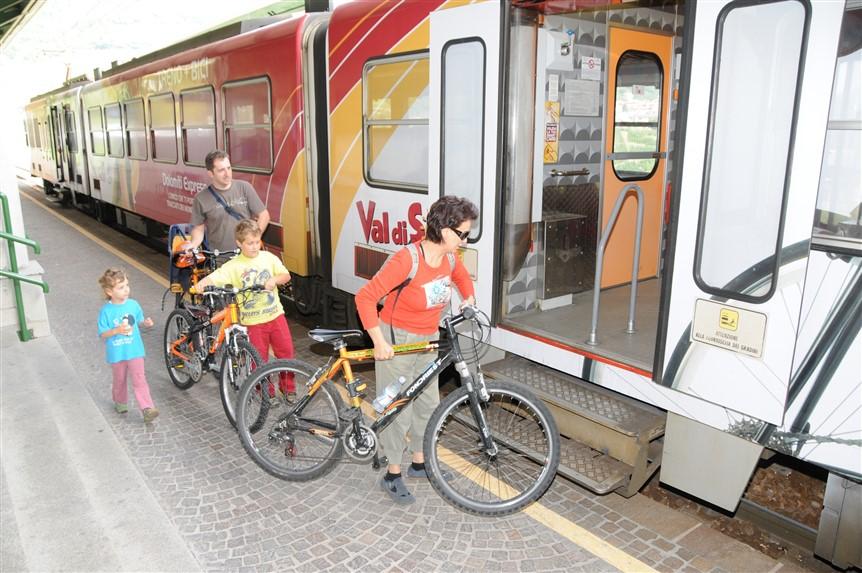 Treno + Bici 2